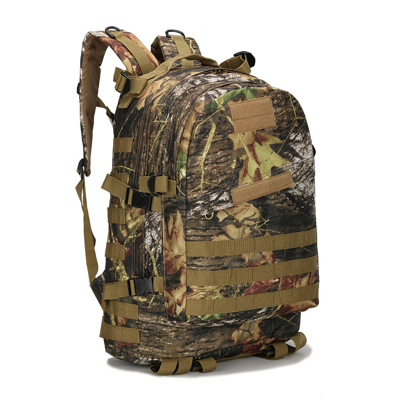 Mountaineering Bag 3D Military  Backpack Nylon Waterproof Male Female Backpack Army Fans Camouflage Travel Bag X45<br><br>Aliexpress
