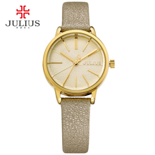 JULIUS Women's Brand Luxury Fashion Ladies Watch Japan Movt Quartz Watch Price Cheap Promotion WR 30m Watch With Logo JA-944(China)