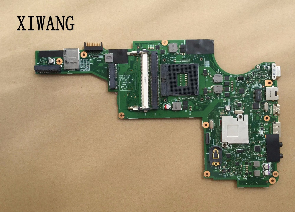 Free Shipping Original laptop motherboard 607605-001 for HP Pavilion DV5 DV5-2000 HM55 Notebook PC system board 100% Tested