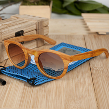 BOBO BIRD C-CG010 Casual Simple Style Handmade Imitative Bamboo Wood Sunglasses Women Ladies Eyewear Oculos Dropshipping OEM(China)