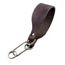 100% Cow Leather Greyhound Whippet COLLAR Adjustable 38~43cm Dog Leather Collar