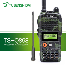 Brand New High Quality 10W Max Camouflage Professional High Power Walkie Talkie TS-Q898