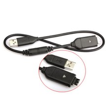 USB Camera Charging Cable Digital Camera Date Cord Sync Charger Cable For Samsung SUC-C7 to PC Tablet Laptop