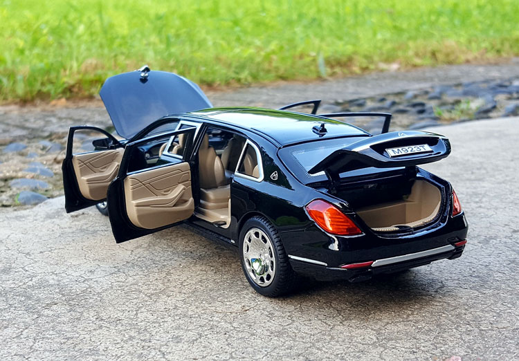 124 XLG TheBenz Maybach S600 Extended (8)