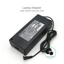 Genuine 19.5V 6.2A 120W AC Adapter for Sony KDL-50W790B LED TV ACDP-120N02 ACDP-120N01 ACDP-120E01 ACDP-120E02 Laptop Charger(China)