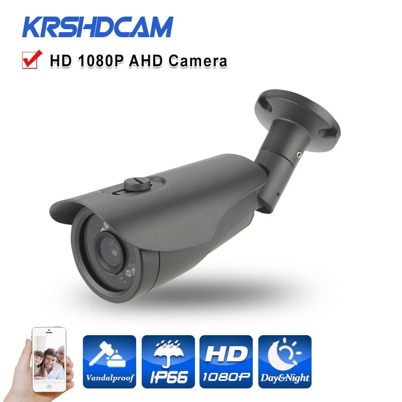 Outdoor 1080P 2.0MP AHD-H Camera Bullet CCTV Security BNC SONY/OV sensor 3000TVL Video Surveillance cameras de seguranca<br>