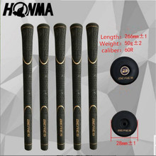 Beres kg-205 golf grips High quality rubber grips Factory wholesale Honma iron grip 10pcs/lot Freeshipping(China)
