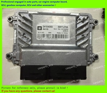 For car engine computer board/Chevrolet Cruze Epica ECU/Electronic Control Unit/Car PC/24104050/24104281/24104050 5WY1J78A