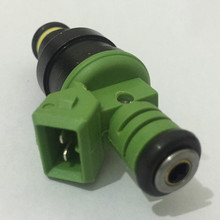 Populor Ev1 high performance fuel injector 0280 150 558 Green top 440cc fuel injector 0280150558 for VW FORD AUDI