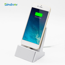 Sindvor Magnetic Type-C Desktop Charger Letv Stand Station Cradle 1m Type C Sync Data Cable Charging Dock Nexus 5X 6P