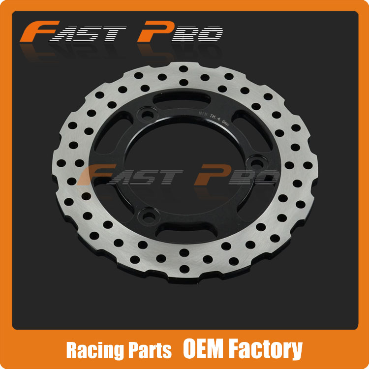 Rear  Brake Disc Rotor For Kawasaki Ninja 250r EX250 EX250R ABS 08 09 10 11 12 Motorcycle<br>