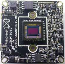 "IPC 1920 x 1080 (1080P) 1/2.8"" SONY Exmor IMX322 image sensor Hi3516 CCTV IP camera module PCB board(China)"