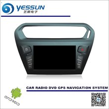 Car Android Navigation System For Citroen C-Elysee / For Peugeot 301 2012~2016 Radio Stereo CD DVD Player GPS Navi BT HD Screen