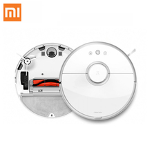 International Version Xiaomi Mijia Roborock Vacuum Cleaner 2 Auto Area Cleaning Suction 2in1 Sweeping Mopping LDS Path Planning(China)