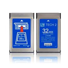 G-M Tech2 32 MB Memory Card G-M Tech 2 Card For G-M/Holden/Isuzu/Opel/Saab/Suzuki tech2 32mb Memory card Tech 2 memory card(China)