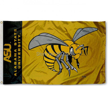 NCAA ASU Hornets Outdoor College Flag 3X5(China)