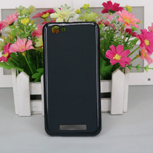 Opp bag packing phone cases for ZTE A610 soft TPU protection shell for ZTE Blade A610 silicone phone black back cover