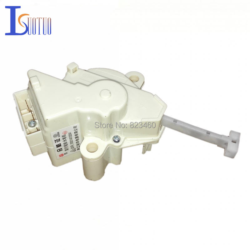 Original automatic washing machine tractor double stroke straight rod 3 inserting piece drainage motor<br>