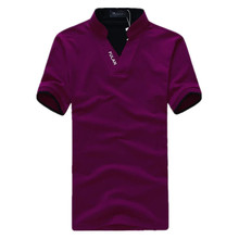 Men Polo Shirt Summer Fashion Camisa Polo High Quality Short Sleeve Mens Polo Shirt Brands Breathable Polo Brand Tees S-5XL