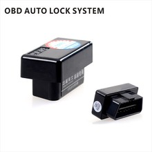 New arrived OBD Padlock device Car Central Kit Door auto Lock open Vehicle Keyless Entry System for Toyota series Hot Worldwide