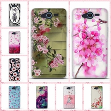 Silicon Colorful Back Cover for ZTE Blade L3 Covers 3D Painting Protective Case for ZTE L3 Phone Case Cover Soft TPU Bag Shell