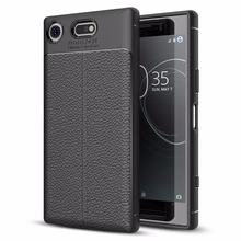 Buy Sony Xperia XZ1 Compact Newest Luxury Litchi Pattern Rubber Case Protective Phone Back Cover Sony XZ1 Compact XZ1 mini for $2.77 in AliExpress store