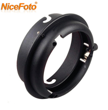 Elinchrom to Bowens Interchangeable Mount Ring Adapter for Elinchrom Flash Strobe SN-13 Photography Studio(China)