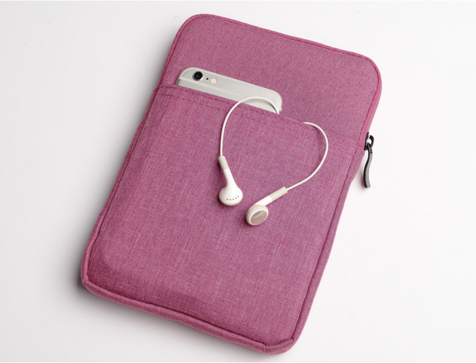 Cotton Shockproof 9.710 inch Tablet Sleeve Bag Cover Funda For New iPad 9.7 Pro9.7 Air 1 2 Protective Pouch Thick Case Shell (13)