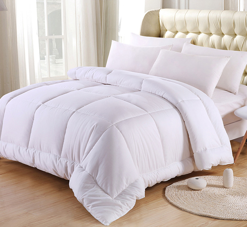 100% Natural Cotton Quilted Comforters 11