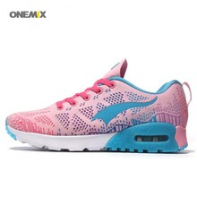ONEMIX Free 1118 special flyline 90 Air wholesale athletic breathe mesh Men's Women's Sneaker Training Sport Running  shoes