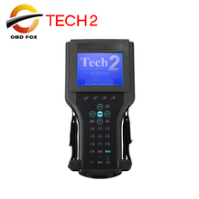 Professional for G-M Tech 2 screen Scan tool TECH2 diagnostic tool for saab for opel scanner with 32mb card DHL free(China)