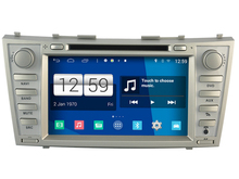 S160 Android Car Audio FOR TOYOTA CAMRY (2007-2011) car dvd gps player navigation head unit device BT WIFI 3G