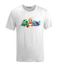Pokemon Charizard Bulbasaur Squirtle Pokeball Short Sleeve Tees T shirt Unisex Men Boy Summer Fashion Printed shirts Tops - iDzn Official Store store