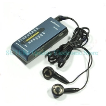 Portable Pocket AM/FM 2 Band Pocket Radio Receiver +Earphone#High Quality#Q1FC