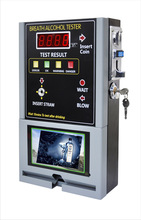 Coin-operated Breath Alcohol Tester china supplier for company restaurant(China)