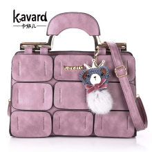 Fashion Pu leather bags luxury handbags women designer famous brands 2016 fashion new tote - Kavard Woman Bag Store store