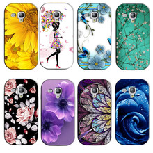 Original Phone Case for Samsung Galaxy S 3 III S3 Mini Back Case Cover for Samsung Galaxy S 3 III S3 Mini i8190 Cases Cover(China)