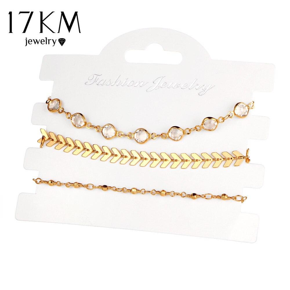 Bracelets Honest Zircon Chain Bracelet Gift Fashion Women Wristband Jewelry Gift Pretty Nice Gl Jewelry & Watches
