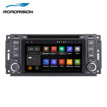 Android 6.0 Quad core Car DVD Player Radio Tape Recorder For Chrysler Sebring 300C/Jeep Compass Grand Cherokee Wrangler/Dodge