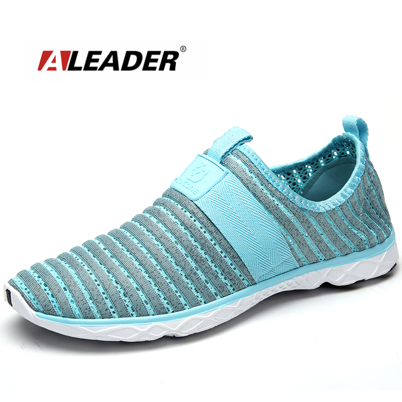 Aleader Super Lightweight Casual Shoes Plus Size 36-47 Ladies Outdoor Slip-on Walking Shoes Comfortable zapatillas mujer<br><br>Aliexpress