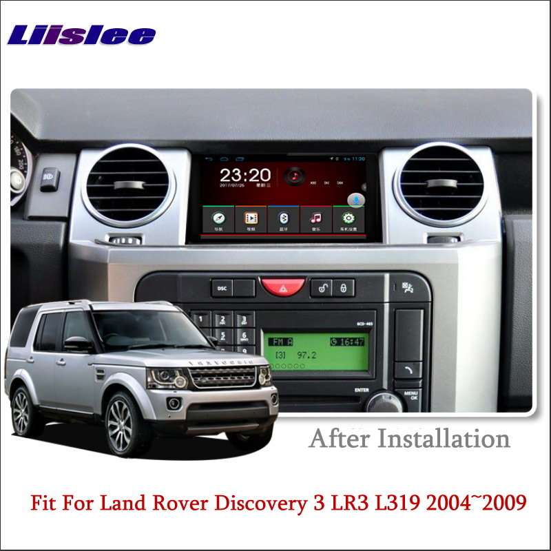 For Land Rover Discovery 3-2