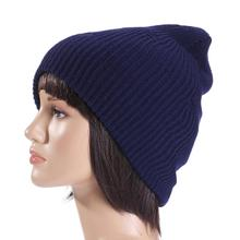 Newly Stylish Fashion Winter Warm Men Women Baggy Warm Crochet Winter Wool Knit Ski Beanie Skull Slouchy Caps Hat No17