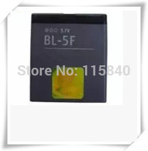 BL-5F BL 5F BL5F Original Mobile Phone Battery for Nokia N96 N98 N93i 6290 E65 6290 6210S/N 6710N N95 C5-01 Free Shipping