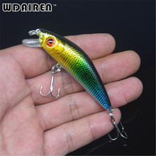 1Pcs 7cm 8.1g Swim Fish Fishing Lure Artificial Hard Crank Bait topwater Wobbler Japan Mini Fishing Crankbait lure FA-285