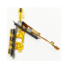 Best quality Power ON/OFF button Flex Cable For Sony xperia Z1 Compact Z1 mini M51W D5503 Volume Switch Button Flex cable