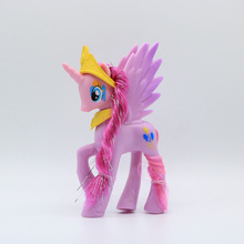Unicorn Pets Horse Pinkie Pie  PVC Toy Christmas Little Gift