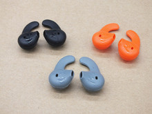 Original SHQ8300 Replacement Silicone Ear Tips Buds Earbuds Eartips for SHQ1300 / 1305/1400 Headphone Earphone(China)