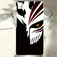 1PCS For BQ Aquaris E5 case Download Bleach design cover hard PC white plastic phone case For BQ E6 M5 X5 plus