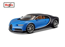 Maisto Bburago 1:18 Bugatti Chiron Diecast Model Car Toy New In Box Free Shipping