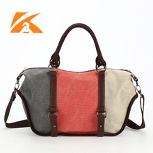 New Luxury high quality canvas hobos women bags handbags famous brand designer ladies shoulder messenger bag casual tote bolsas